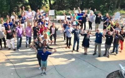 Retreat Accelerates Class 40 Leadership Omaha Experience