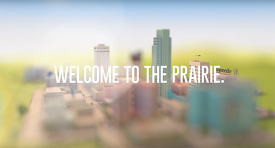 """Welcome to the Prairie"" Campaign Brings Home the Hardware – Thanks, Silicon Valley."