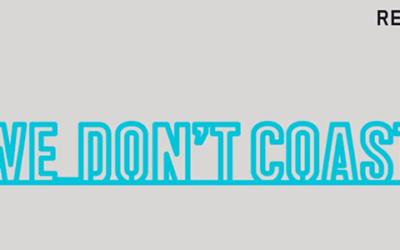 We Don't Coast – We Propel