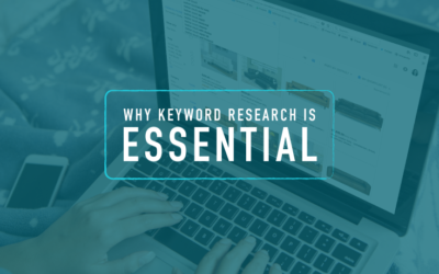 Why Keyword Research Is Essential