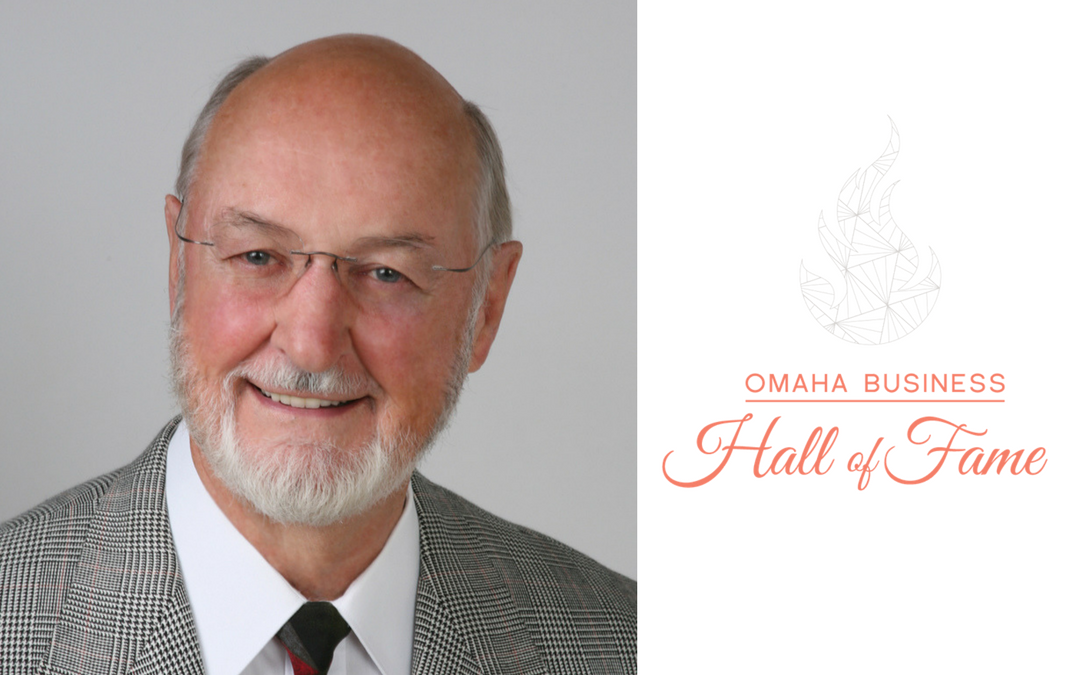 Omaha Business Hall of Fame Inductee: Larry Courtnage