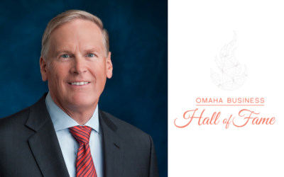 Omaha Business Hall of Fame Inductee: Bruce E. Grewcock