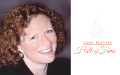 Omaha Business Hall of Fame Inductee: Dianne Seeman Lozier