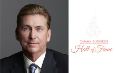 Omaha Business Hall of Fame Inductee: Dan O'Neill
