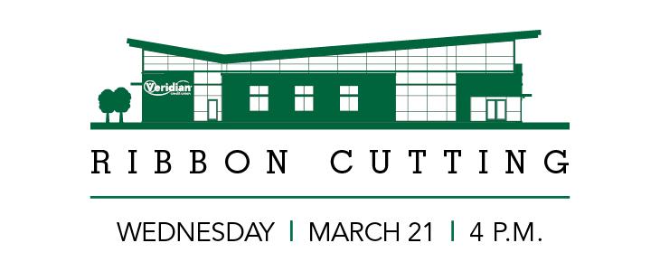 Ribbon Cutting: Veridian Credit Union