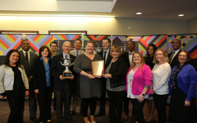 Three Cheers for Four-Time Economic Development Champions