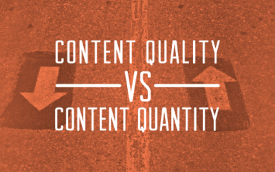 Quality Is Everything in Content Marketing
