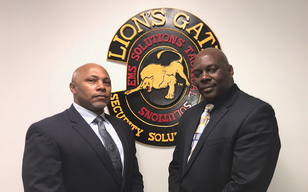 May Small Business of the Month: Lion's Gate Security Solutions, Inc.