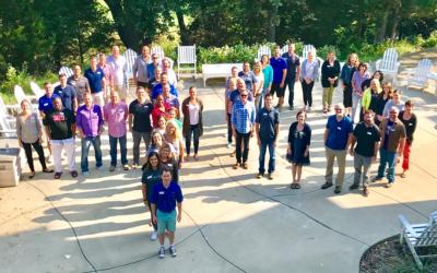 Graduation for Leadership Omaha's Milestone 40th Class