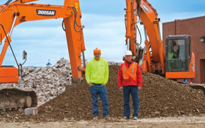 September Small Business of the Month: Peitzmeier Demolition and Concrete Cutting
