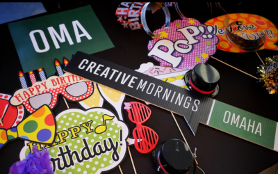 CreativeMornings Celebrates Two Years of Inclusion, Art for All
