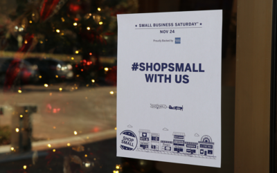 Shopaholics Guide to Small Business Saturday