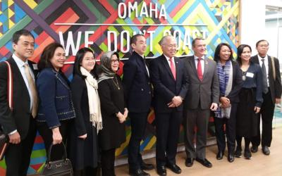 Indonesia Trade Delegation Visits Omaha