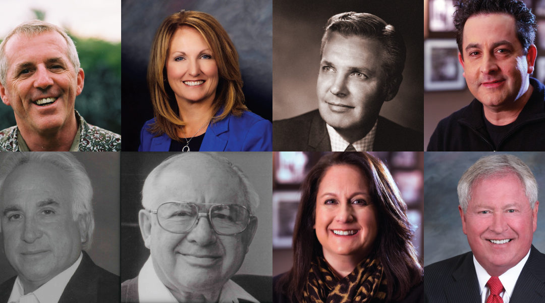 Eight Business Leaders to Join the Omaha Business Hall of Fame