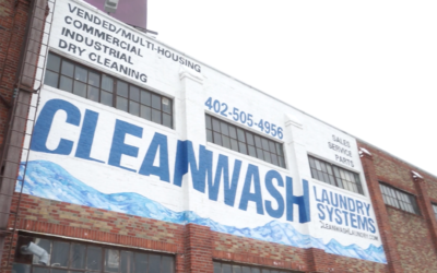February Small Business of the Month:  CleanWash Laundry Systems