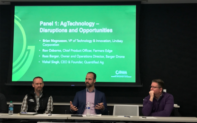 Greater Omaha's Ag Council Harvests Tech Opportunities, Sows Seeds for Future Success, at First Meeting of 2019