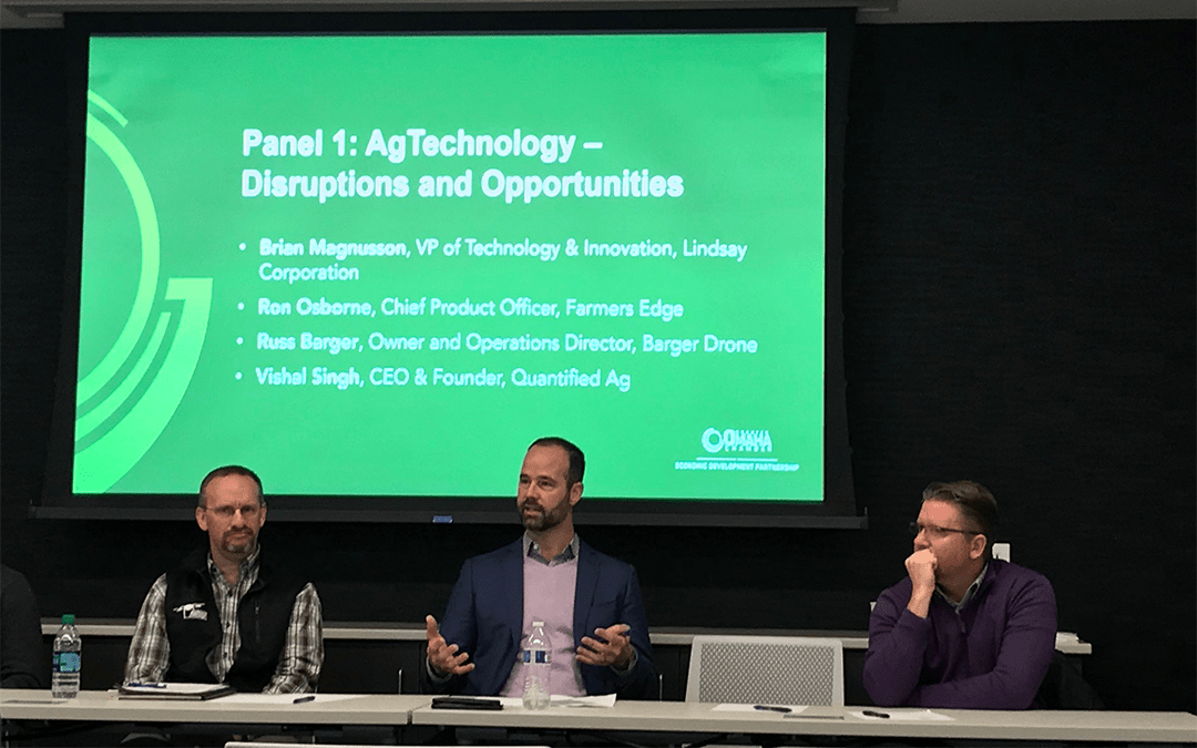 Greater Omaha's Ag Council Harvests Tech Opportunities, Sows Seeds for Future Success