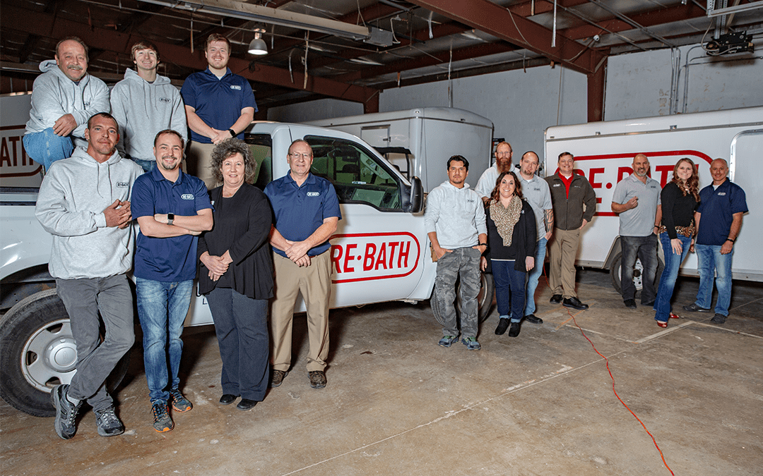 May Small Business of the Month: Re-Bath of the Heartland