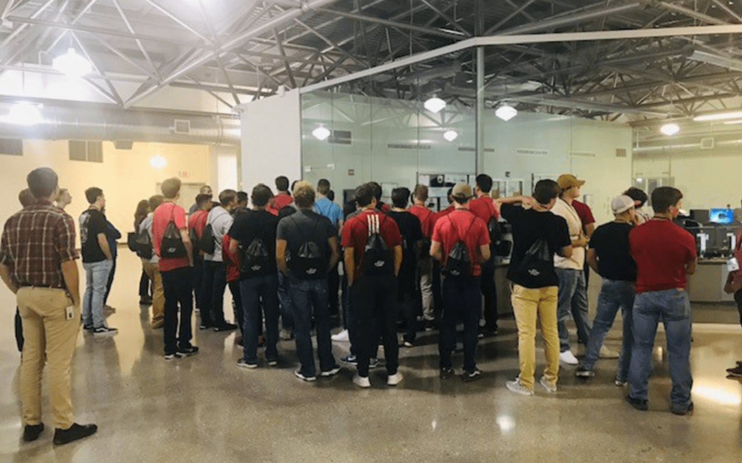 E-Day 2019:  Encouraging Engineering Students to Grow Their Careers Right Here