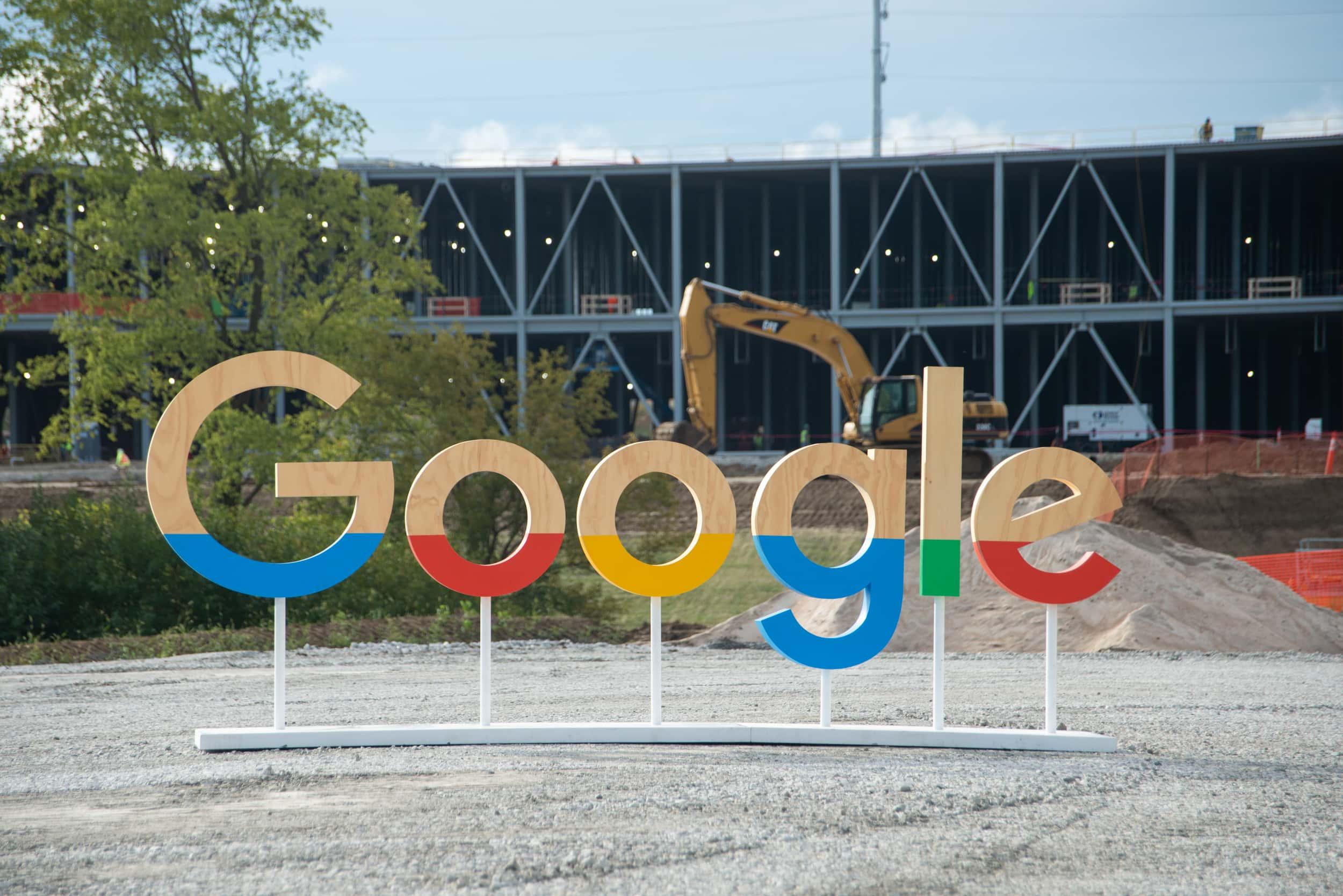 Google Data Center in Papillion