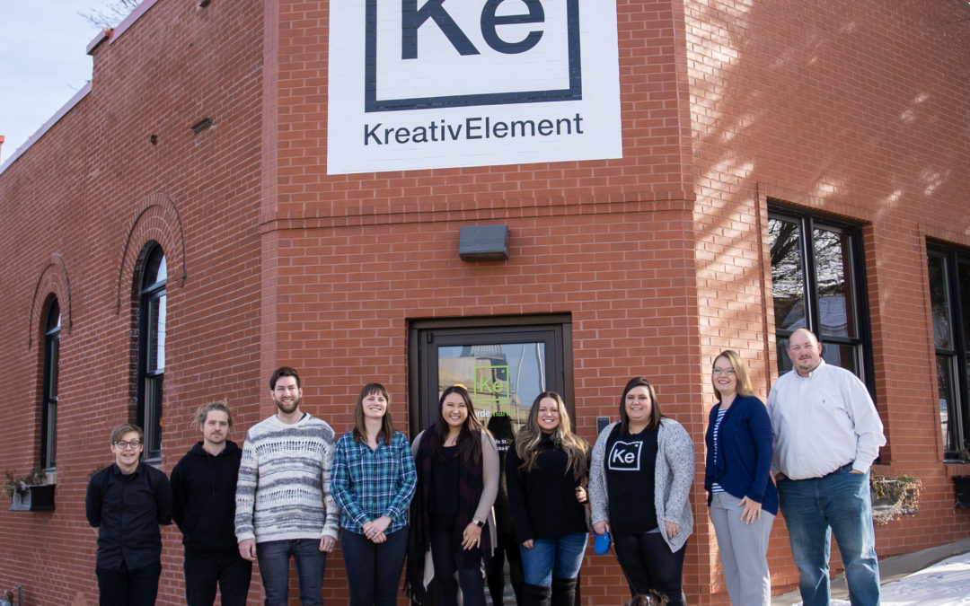 January Small Business of the Month: KreativElement