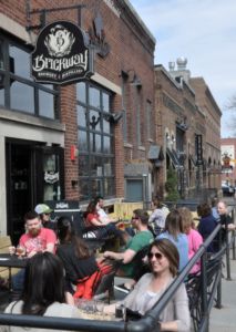 Brickway Brewery and Distillery