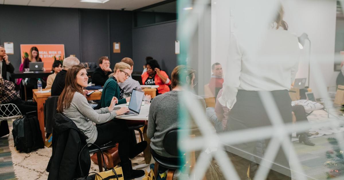 startup collaborative