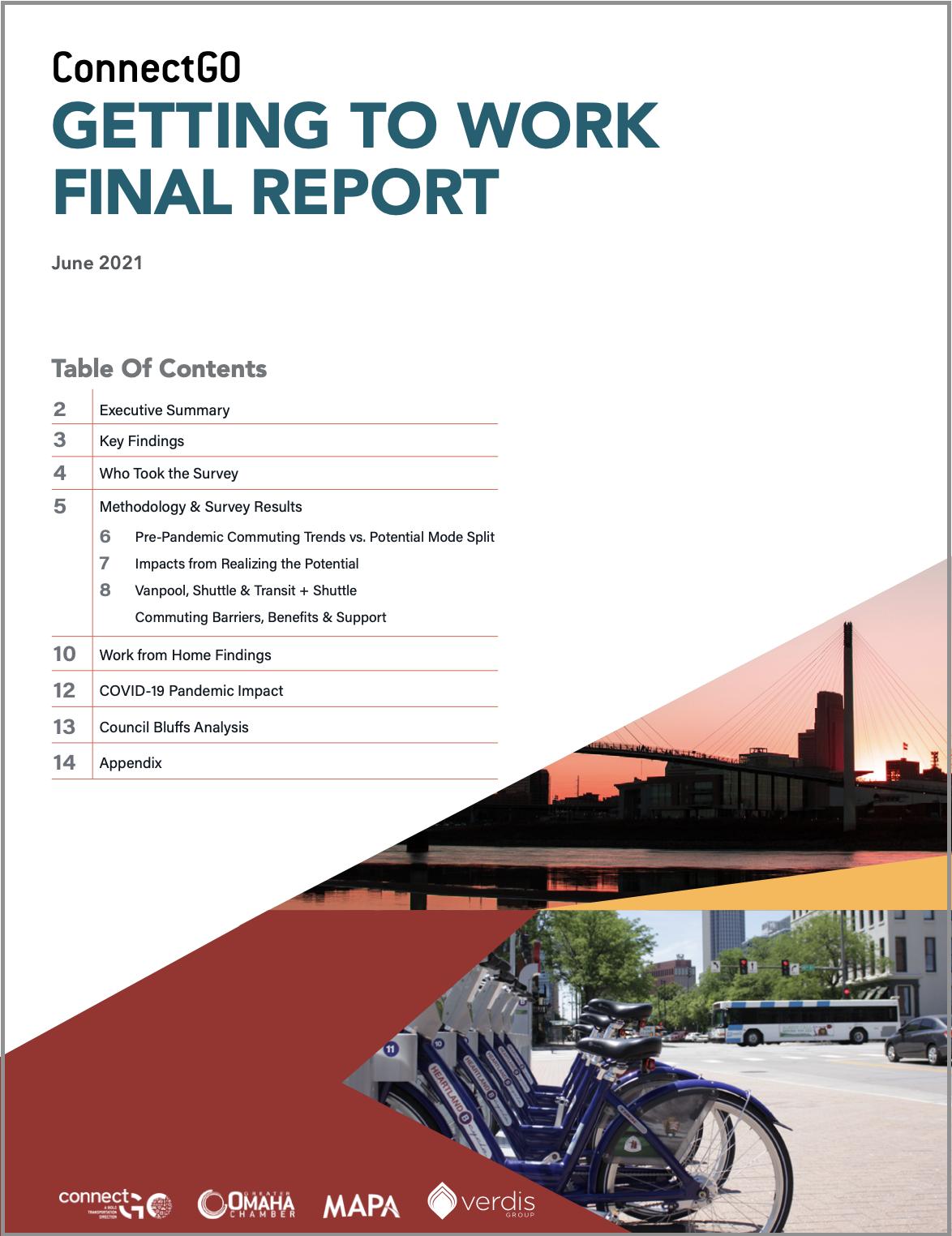 Verdis Group Report for ConnectGO
